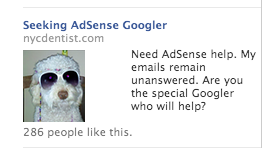 Seeking AdSense Googler. Need AdSense help. My emails remain unanswered. Are you the special Googler who will help?